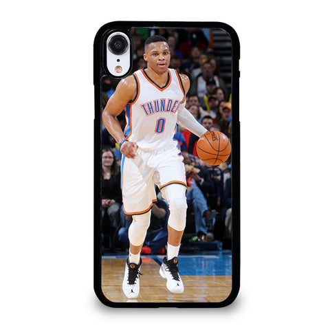 RUSSELL WESTBROOK DRIBLE iPhone XR Case