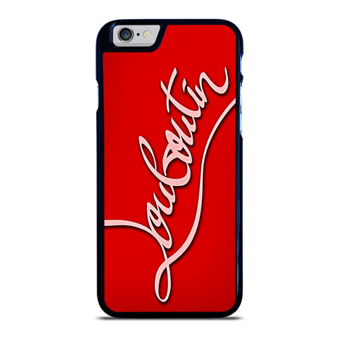 Red Louboutin iPhone 6 / 6S Case