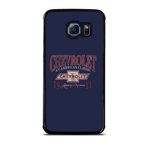 Retro 1911 Classic Chevrolet Samsung Galaxy S6 Edge Case