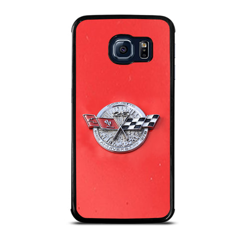 Retro Chevy Chevrolet Logo Samsung Galaxy S6 Edge Case
