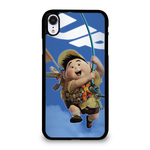 Rushel Cartoon iPhone XR Case