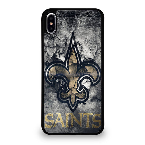 SAINTS NEW ORLEANS LOGO iPhone XS Max Case