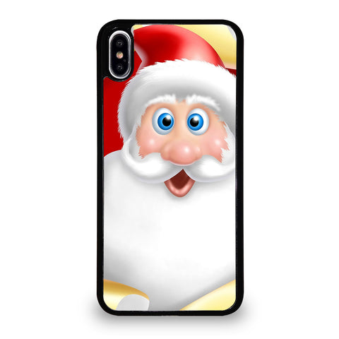 SANTA CLAUS FACE iPhone XS Max Case