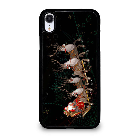 SANTA CLAUS GIFT iPhone XR Case