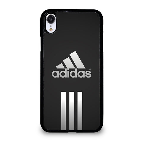 SIMPLE ADIDAS LOGO iPhone XR Case