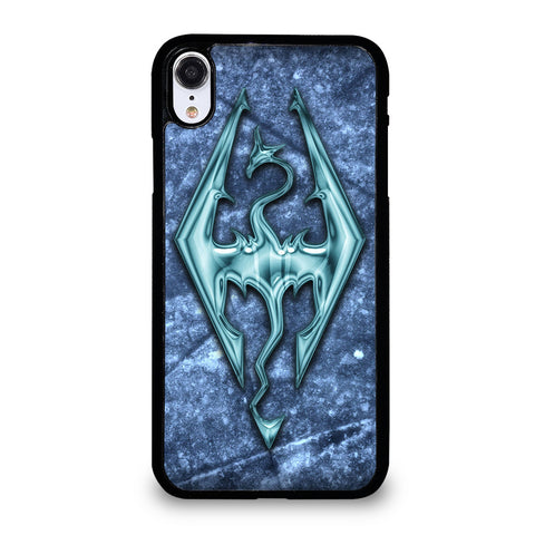 SKYRIM BASIC SYMBOL iPhone XR Case