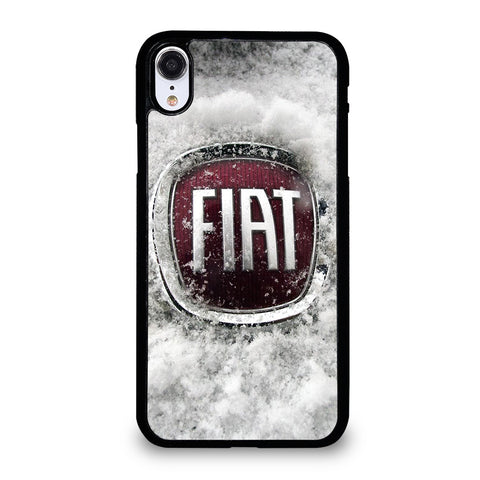 SNOW FIAT iPhone XR Case
