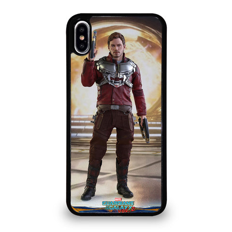 STAR LORD GUARDIANS OF GALAXY iPhone XS Max Case