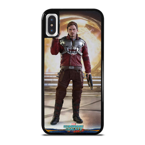 STAR LORD GUARDIANS OF GALAXY iPhone X / XS Case