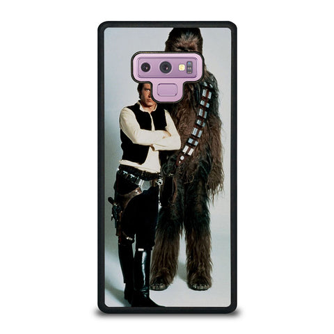 STAR WARS HANS SOLO Samsung Galaxy Note 9 Case