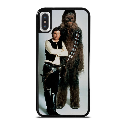 STAR WARS HANS SOLO iPhone X / XS Case