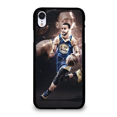 STEPHEN CURRY DRIBLE iPhone XR Case