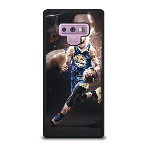 STEPHEN CURRY DRIBLE Samsung Galaxy Note 9 Case