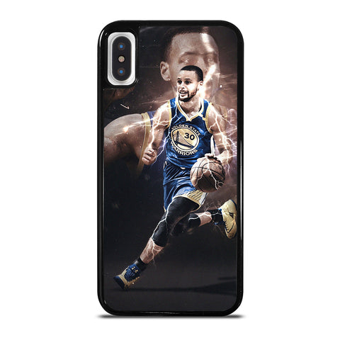 STEPHEN CURRY DRIBLE iPhone X / XS Case