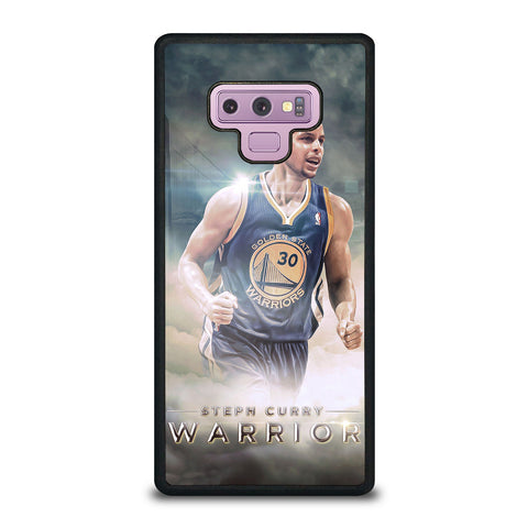 STEPHEN CURRY THE WARIOR Samsung Galaxy Note 9 Case