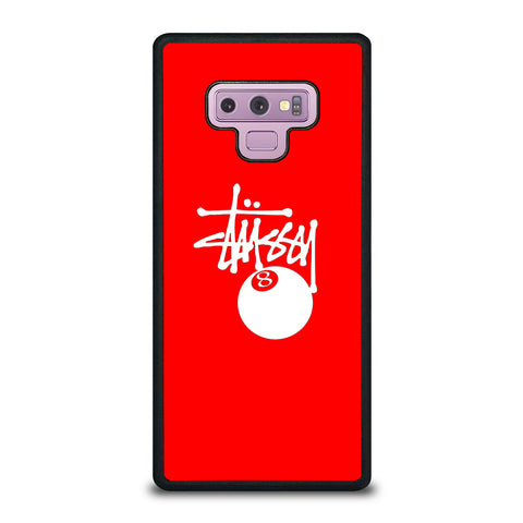 STUSSY IN RED Samsung Galaxy Note 9 Case