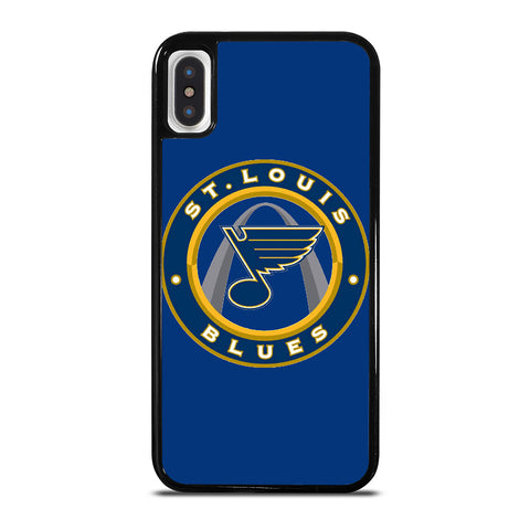 ST LOUIS BLUES EMBLEM iPhone X / XS Case