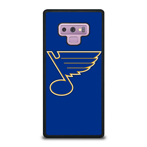 ST LOUIS BLUES LOGO Samsung Galaxy Note 9 Case