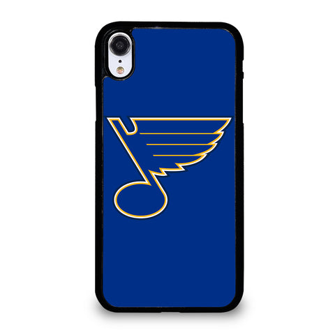 ST LOUIS BLUES LOGO iPhone XR Case
