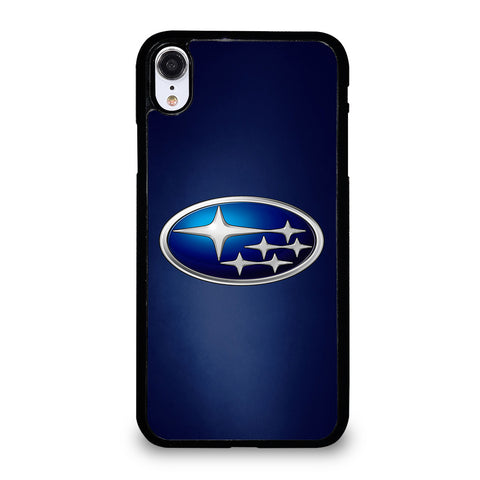 SUBARU LOGO iPhone XR Case
