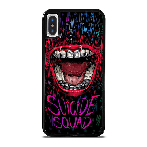 SUICIDE SQUAD iPhone X / XS Case