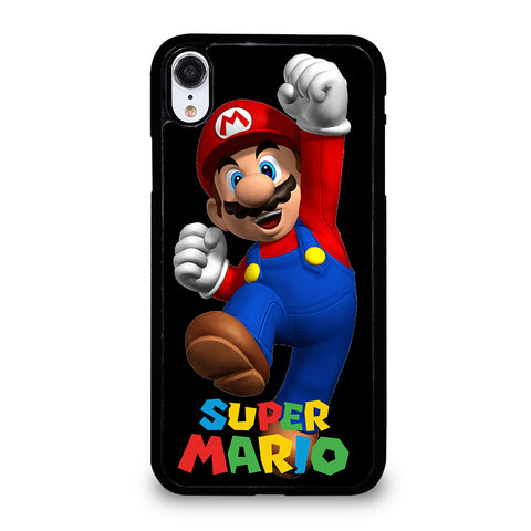 SUPER MARIO HIGH PASSION iPhone XR Case
