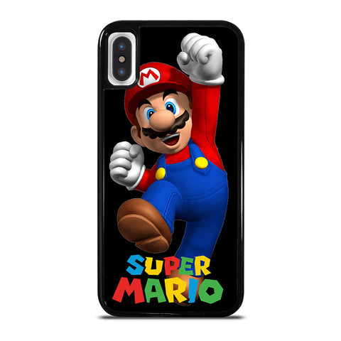 SUPER MARIO HIGH PASSION iPhone X / XS Case