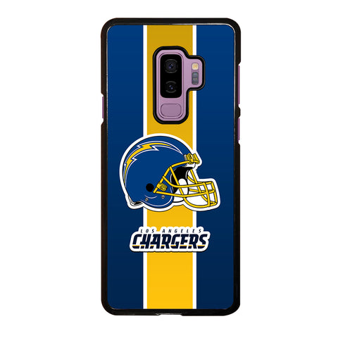 San Diego Chargers Helmet Color Samsung Galaxy S9 Plus Case
