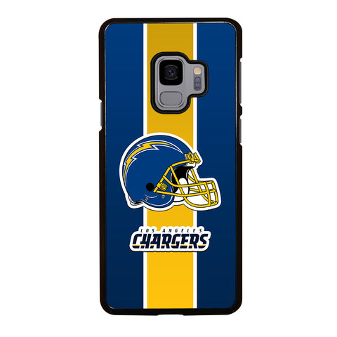San Diego Chargers Helmet Color Samsung Galaxy S9 Case