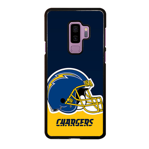 San Diego Chargers Helmet Samsung Galaxy S9 Plus Case