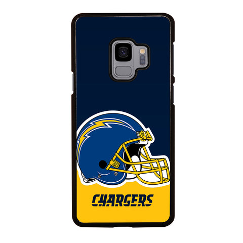 San Diego Chargers Helmet Samsung Galaxy S9 Case