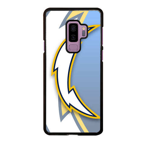 San Diego Chargers Style Samsung Galaxy S9 Plus Case