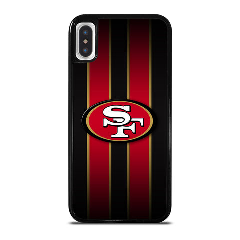 San Francisco 49ers NFL Emblem iPhone X / XS Case