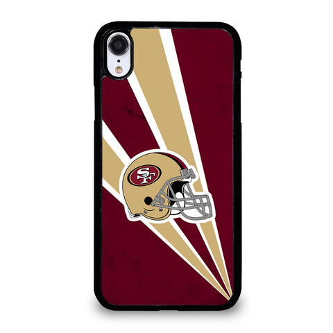 San Francisco 49ers NFL Helmet iPhone XR Case