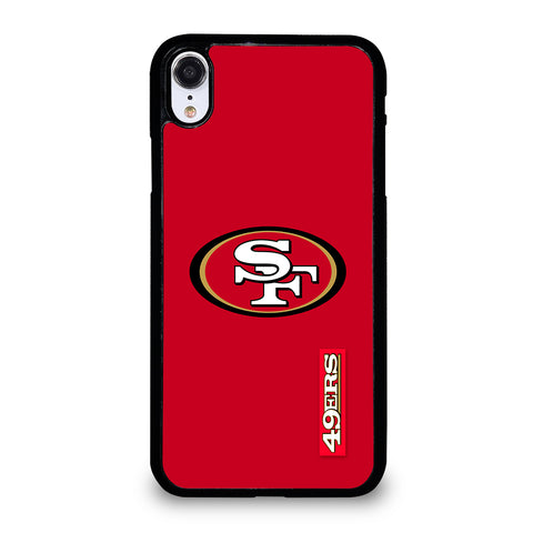 San Francisco 49ers NFL Logo iPhone XR Case