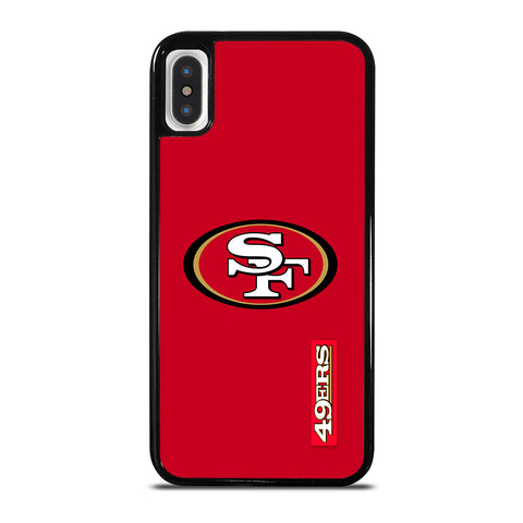 San Francisco 49ers NFL Logo iPhone X / XS Case