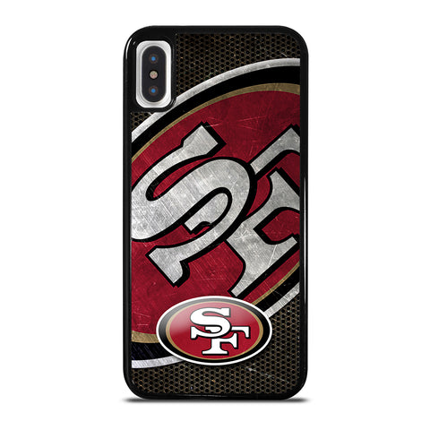 San Francisco 49ers NFL Team iPhone X / XS Case