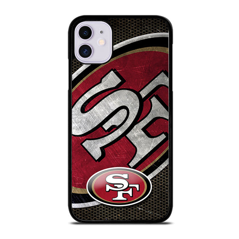San Francisco 49ers NFL Team iPhone 11 Case