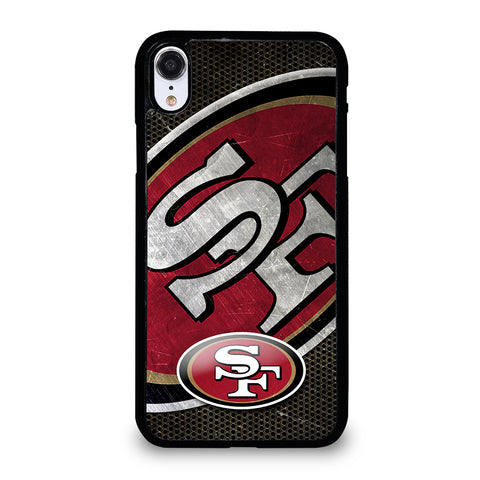 San Francisco 49ers NFL Team iPhone XR Case