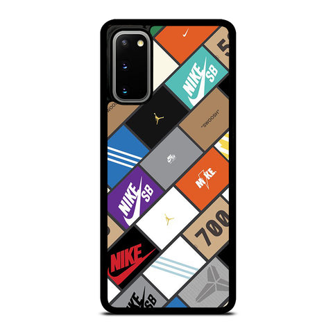 Sneaker Boxes Poster Samsung Galaxy S20 / S20 5G Case