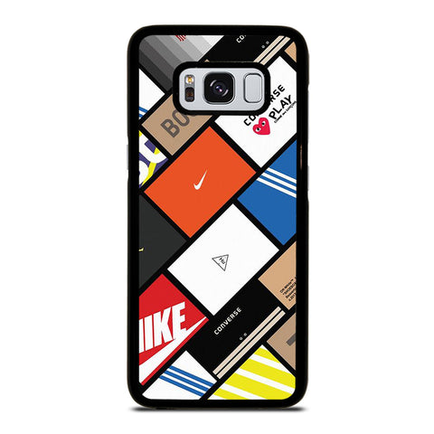 Sneaker Boxes Samsung Galaxy S8 Case