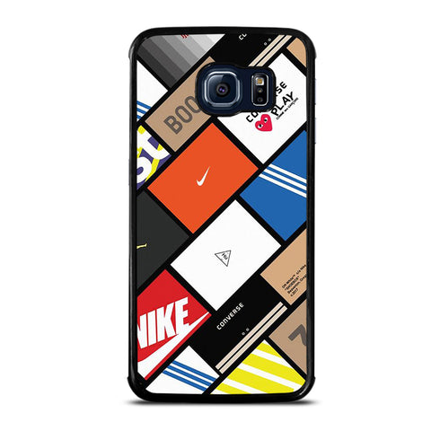 Sneaker Boxes Samsung Galaxy S6 Edge Case
