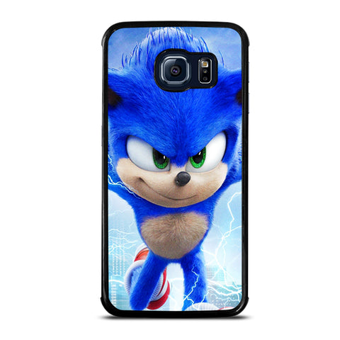 Sonic The Hedgehog Samsung Galaxy S6 Edge Case
