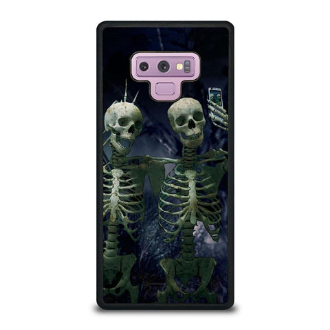 Spooky Halloween Selfie Samsung Galaxy Note 9 Case