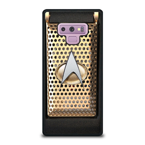 Star Trek Communicator Samsung Galaxy Note 9 Case