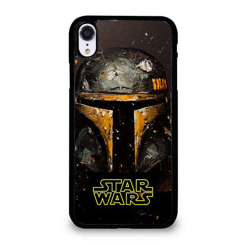 Star Wars Bounty Hunter Boba iPhone XR Case