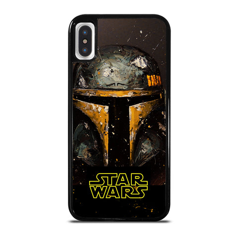 Star Wars Bounty Hunter Boba iPhone X / XS Case
