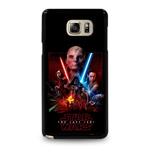 Star Wars The Last Jedi Samsung Galaxy Note 5 Case