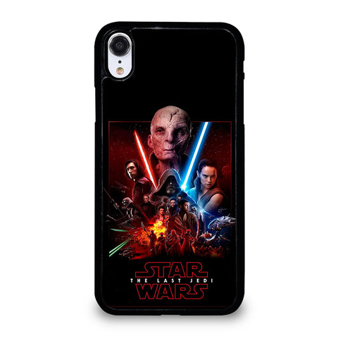 Star Wars The Last Jedi iPhone XR Case