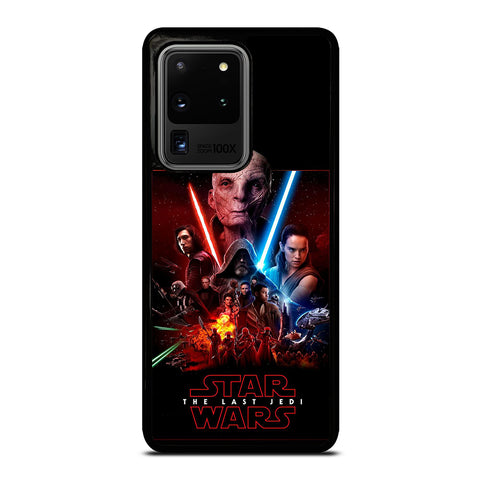 Star Wars The Last Jedi Samsung Galaxy S20 Ultra / S20 Ultra 5G Case